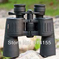 Syclops8-24X50 Powerview Porro   Zoom Binocular Telescope Gleam Night Vision scope goggles for Camping Binoculars free shipping