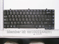 FREE SHIPPING NEW  laptop Keyboard for GATEWAY E265 NA1 QA1  E-475M E-265M   AEQA1U00110 MP-03083US-9207 US  Black