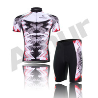 FREEFISHER Nice Cycling Bicycle BIKE Comfortable outdoor Dtornado Jersey + Shorts