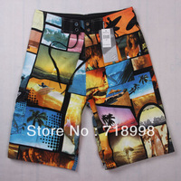 FREE Shipping 2013 Billabong short men surf sport boardshorts lycra rash guard shorts men