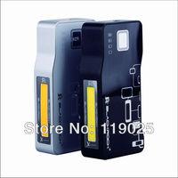 5200mAh Samsung Li-ion battery protable Power bank with 1W LED light Emergency Travel Samsung SDI Battery  for iPhone Nokia