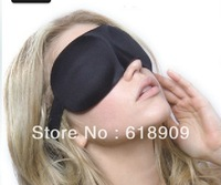 Wholesale free shipping 3D sleeping eye massager mask