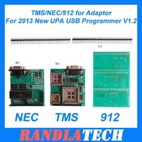 Best Quality TMS/NEC/912 for Adaptor for 2013 New UPA USB Programmer V1.2 Free Shipping