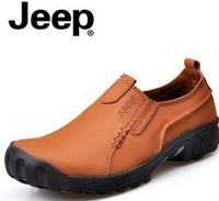 2014 new non-slip waterproof breathable shoes. Hiking shoes men