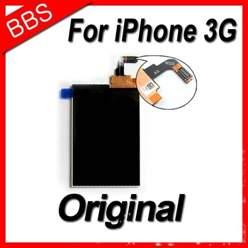 original LCD for iPhone 3G LCD Screen Display Free shipping