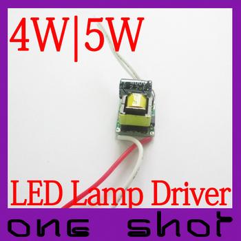 [Low Price High Quality]10pcs 300mA 4W 5W LED Driver Lighting Transformers For E27 GU10 Spotlight