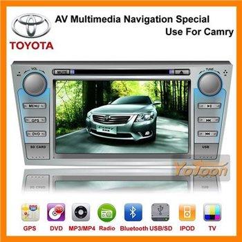 7 Inch GPS Car DVD  AV Multimedia Navigation Special Use for Chevrolet Captiva ,Car DVD/VCD/CD/MP3/WMA/MP4/DIVX/JPEG