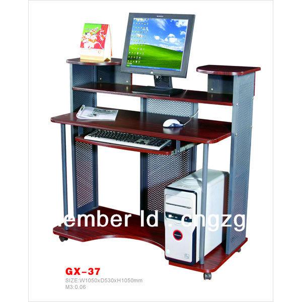GX-37 MDF office computer desk(China (Mainland))