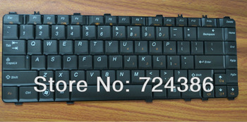 FREE SHIPPING NEW original laptop Keyboard for LENOVO Y450 Y450A Y450G Y550 Y550A  black color  US Competitive price