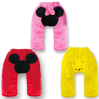 Lovely children pants with Cute cartoon patterns suitable for Lovely boys and girls Many colors choose On Selling