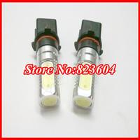 CREE Plasma P13W LED Bulbs For Chevy Camaro Fog Light Front Turn Signals Bulbs