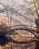 Landscape Canvas Prints Realistic Oil Painting Picture Printed On Canvas P106 40x50cm