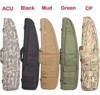 New Tactical Carrying Bag 1m for rifle gun slip rifle bag Black