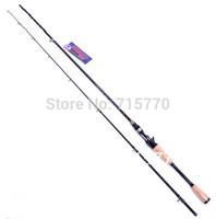 Trulinoya PRO FLEX C702M FUJI Casting Fishing Rods 2.1m Free Shipping