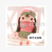 Child School Bag Metoo Rabbit Angela Doll Cartoon Panda Bee Small Plush Backpack   Birthday Gife Free iftshpping and Fashion