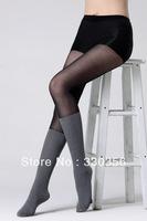 System Stockings false Knee-High Stockings
