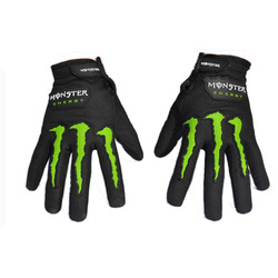 free shipping PRO-BIKER ghost hand gloves cross-country car racing motorcycle gloves sports breathable full finger single gloves(China (Mainland))