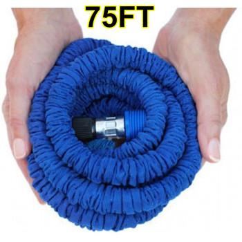 XL Water hose flexible water Wash Water Garden Hose, 75FT HG131