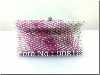 bag 2013,new brand design crystal evening bags,women luxury fashion bag.free shipping