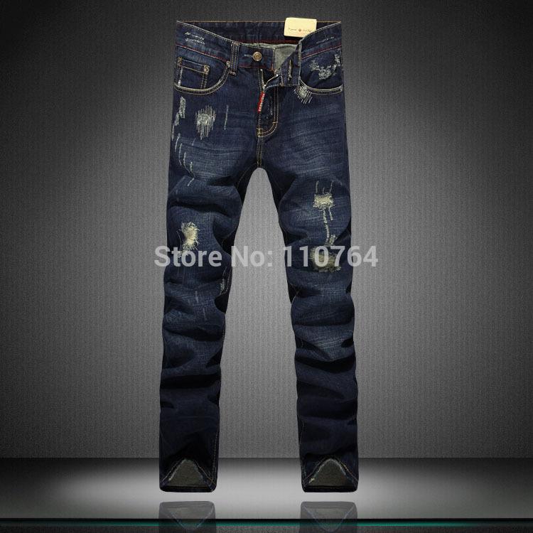 Мужские джинсы DQ D2 DSQ 2015 D290 джинсы мужские d2 2014 dsq dsquared