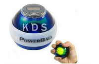 PowerBall Gyroscope Wrist Power Force ball arm exercise with LED Lighting SPEED METER Have 5 Color