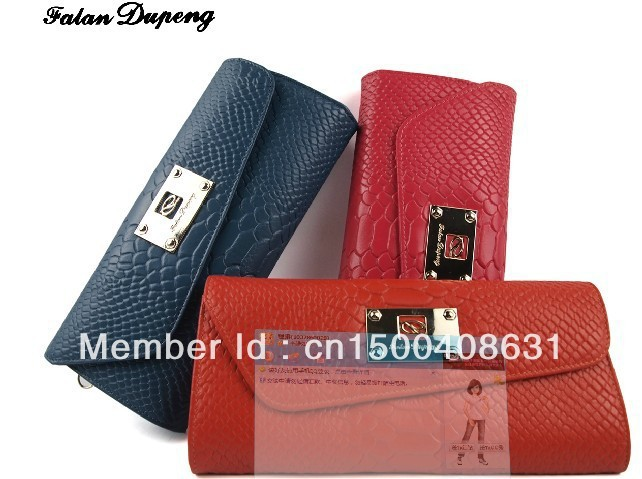 Women Leather Wallet(China (Mainland))