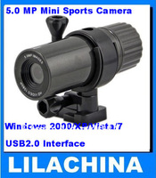 HD 1920x1080 Waterproof 5MP Digital Camera Sports DVR Action Video Recorder HDMI free shipping wholesale # 150080