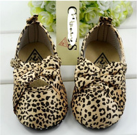 free shipping baby leopard shoes,Good quality infant walk shoes 6pairs baby fashion soft shoes