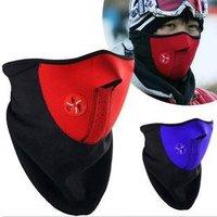 2013 Thermal Neck warmers Fleece Balaclavas CS Hat Headgear Winter Skiing Ear Windproof Warm Face Mask