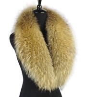 2013 Hot Selling Women Super Large Fashion Raccoon Fur Collar Scarf Raccoon Fur Shawl Collar Fur Collar 80cm-110cm Free Shipping