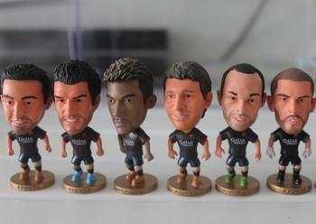 2014 Newest Football Star KODOTO Dolls 20 pcs/lot Mix Order Wholesales Free Shiping