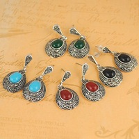 Free shipping Vintage Bohemia Drop Earrings Fashion Jewelry Wholesale Quality Guaranteed V-E1232