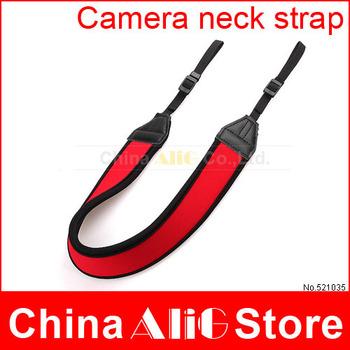 New camera neck shoulder strap Skidproof for 1000d 100d 500d 550d 600d 650d d3000 d5000 d80 d90 d5100 d3200 camera accessories