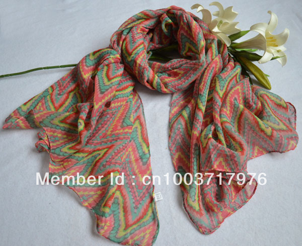 2013 New Summer ladies' viscose scarf,Free shipping,long Women shawl,colorful raised grain printing,bohemian style,viscose hijab