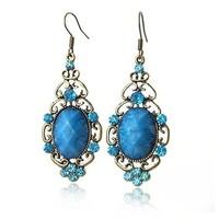Free shipping Vintage Bohemia Drop Earrings Fashion Jewelry Wholesale Quality Guaranteed V-FE100610