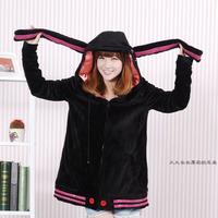 cosplay anime costume hatsune miku VOCALOID3 Library  Yuzuki Yukari winter coat