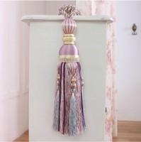 Fashion quality curtain hanging ball curtain buckle curtain strap curtain accessories