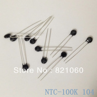 NTC-100K 104 Negative Temperature CoeffiCient Thermistor Resistor (20pcs/lot)