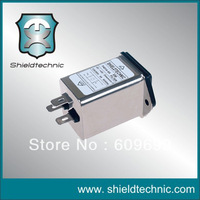 F401B-3A-I5  low pass AC single phase  IEC inlet filter