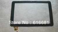 Free shipping10.1 inch touch screen,100% New CUBE U30GT  Tablet pc  touch pad digitizer  ,touch panel digitizer 101050-01A-V1
