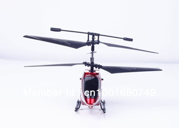 New Mini 2 Channel I/R Remote Control RC Helicopter With Gyro Kids Toy Gift Red Free shipping& drop shipping