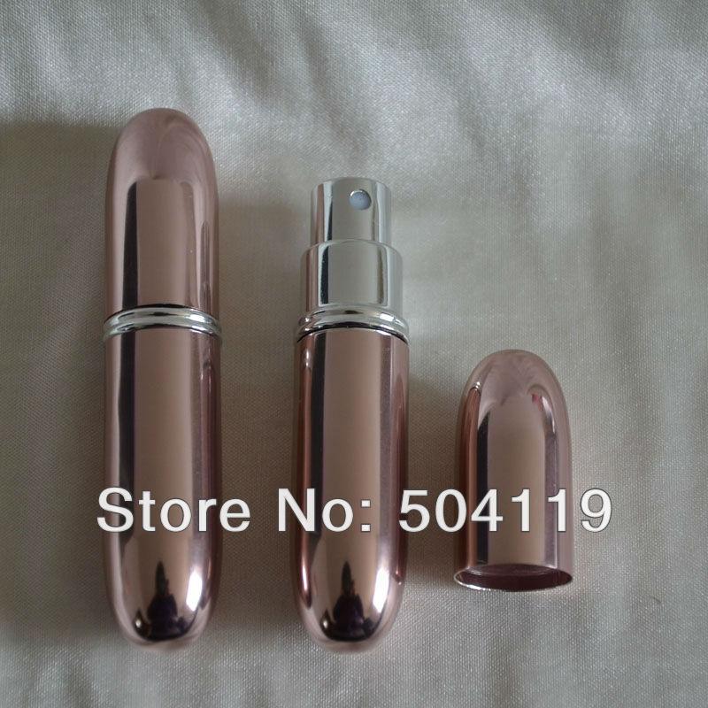 5ml mist sprayer,perfume sprayer.perfume atomizer,spray bottle,aluminum bottle,perfume packaging,atomizer bottle(China (Mainland))