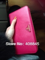 2013 New Arrival Hot Sale High Quality Big Brand Design Starts Loving  Beautiful Unisex Wallet Clutch Purse Big Style PG-143