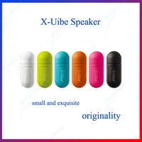 Free Shipping by CPAM X-Vibe Vibration Speaker for cellphone/mp3 player/tablets pc/computer, 3.5mm jack port Computer Cellphone