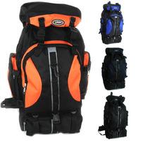HOT SALE Outdoor mountaineering bags hiking shoulder bags backpack travel bag men women 50L large capacity travel backpacks