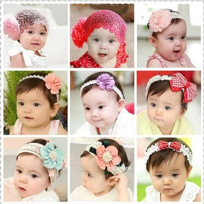 2014 new fashion children accessories baby kids hair accessories princess high-top products Cute headbands Colorful cap h008(China (Mainland))