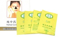 Free Shipping 100 Pcs /lot minerals Conk nose Mask Cleaning Remove Blackhead Nose ex pore strip