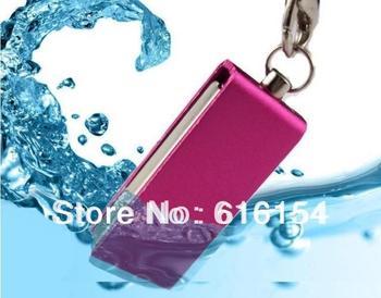 Free Shipping Mini Metal USB Flash Drive 4GB 8GB 16GB 32GB