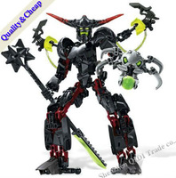 Free shipping +big decool toys-Dark ghost 4(no9988)-hight quality education toys.