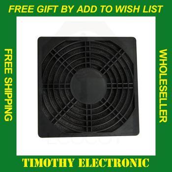 WHOLESALE New Filter for 120 mm x 120 mm Plastic Fan 50PCS/LOT
